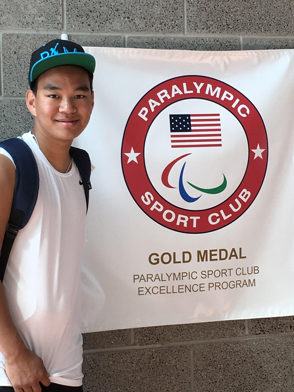 US Paralympian Ming Davies I Parasports World athlete spotlight