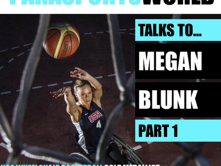 Parasports World talks to Megan Blunk (1)