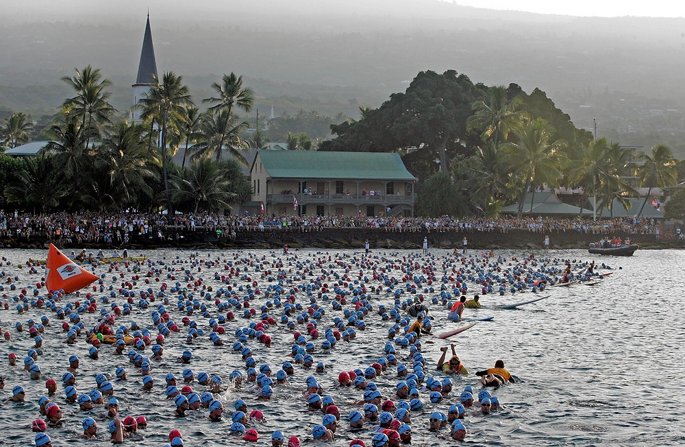 Geert Schipper: The Ironman start line at the infamous Kailua-Kona Bay. Stay tuned: Parasports World provides parasports news, paralympic sports entertainment and disability sports community. Find great parasport and inspiring athletes from the Paralympic Games, the Invictus Games and parasport championships.