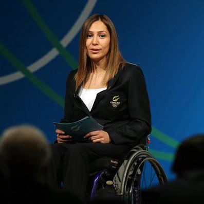 Parasports World talks to Gizem Girişmen (2)