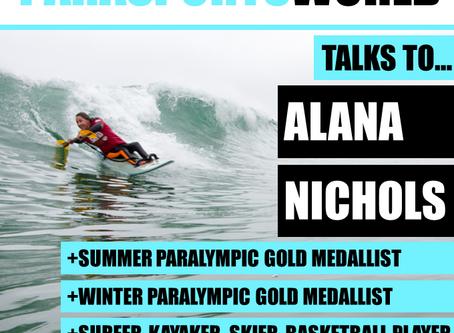 Parasports World Talking To I Alana Nichols