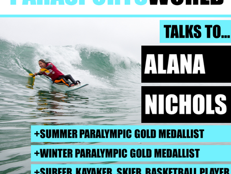 Parasports World Talking To I Alana Nichols