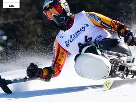 WORLD PARA ALPINE SKIING CHAMPIONSHIPS: Top Level Athletes at High Altitude