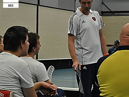 Frank Maagdenberg; Everything for Wheelchair Hockey (2)
