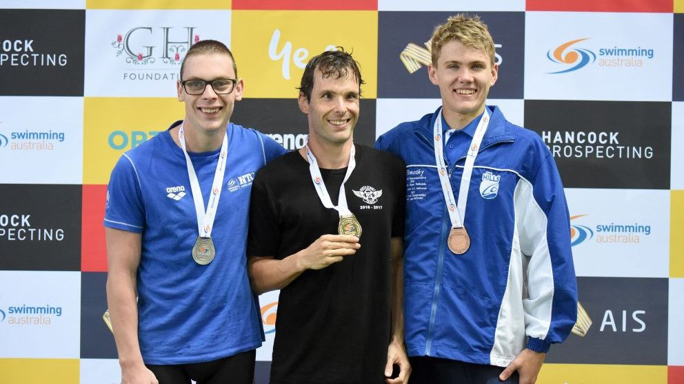 Australian Paralympic Swimmer Matt Levy winning gold I Parasports World Exclusive Interview