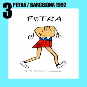 Paralympic Mascot at the Paralympic Games Barcelona 1992: Petra