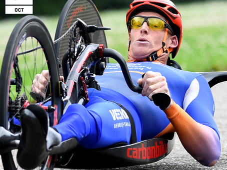 INSIDE THE IRONMAN // by Geert Schipper I ParaTriathlon