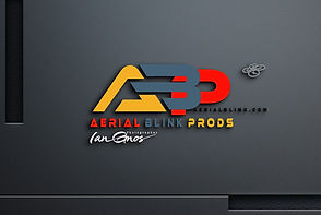Logo ABC with mockup final product half