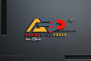 Logo ABC with mockup final product half