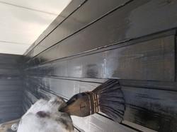 木部外壁塗り替え