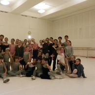 Balletakademie der Wiener Staatsoper