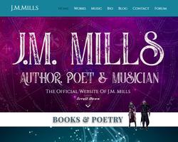 J.M. Mills Author