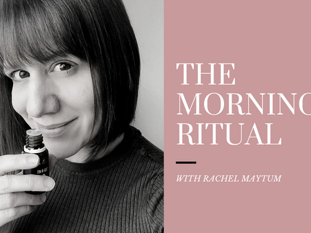 THE MORNING RITUAL: GRATITUDE & INTENTIONS