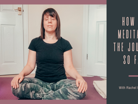 HOW TO MEDITATE: THE JOURNEY SO FAR