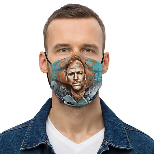 Flanery With Jane Two Premium face mask