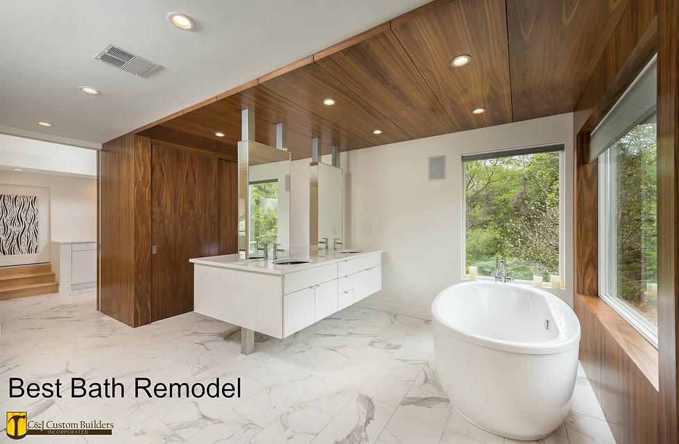 Batroom Remodel