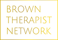 Brown Therapist Network White with Gold Frame.png