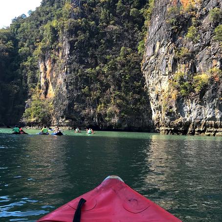 exploring phuket by boat