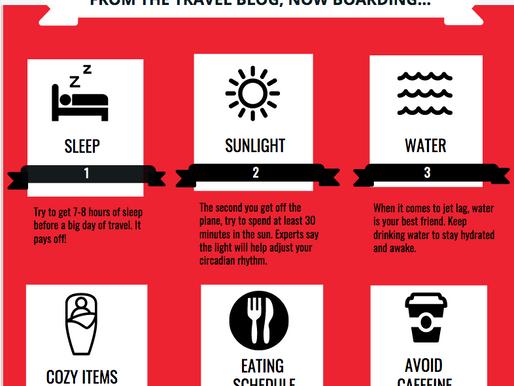 how to beat jet lag