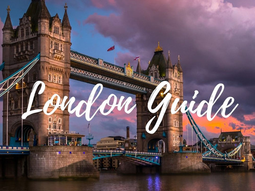 london: a city guide