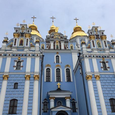 a weekend in kiev