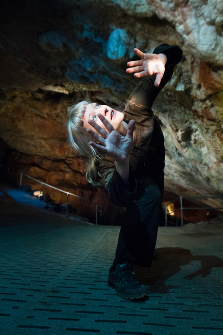 The Dancing in Caves Project