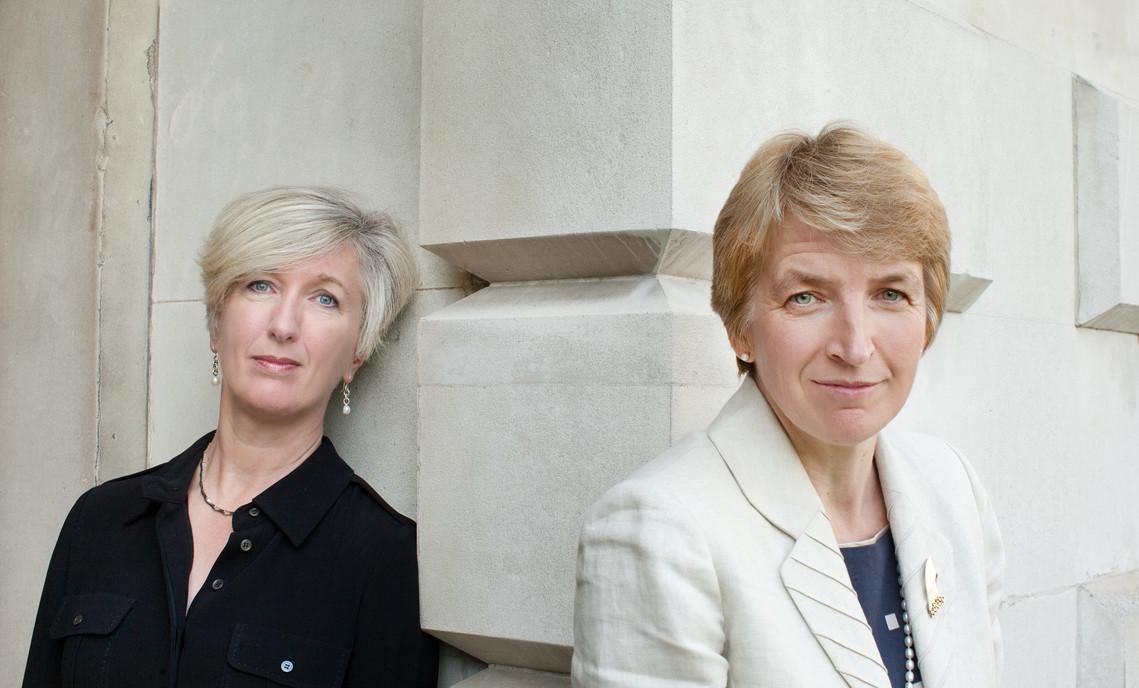 Joanna Cheffins & Helen Jackson