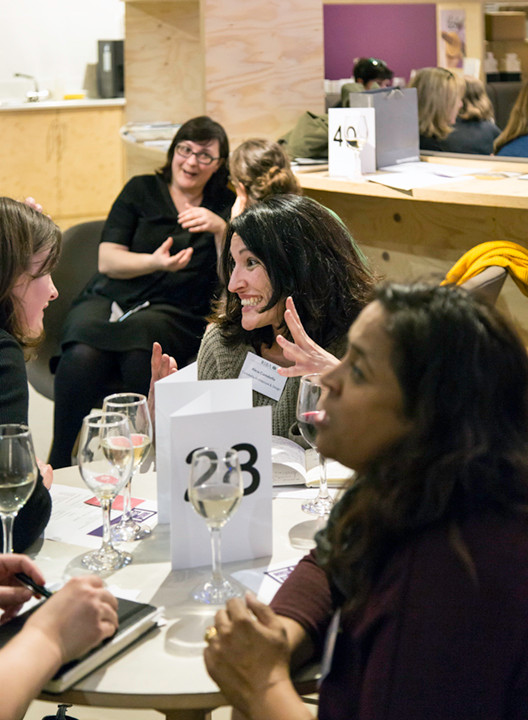 RIBA Speed Mentoring event 2017