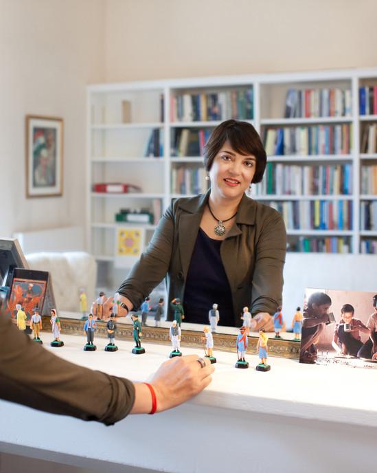 Professor Joya Chatterji