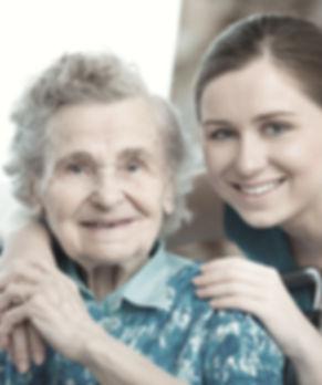 Сиделка, сиделка с медицинским образованием, сиделка для пожилого человека