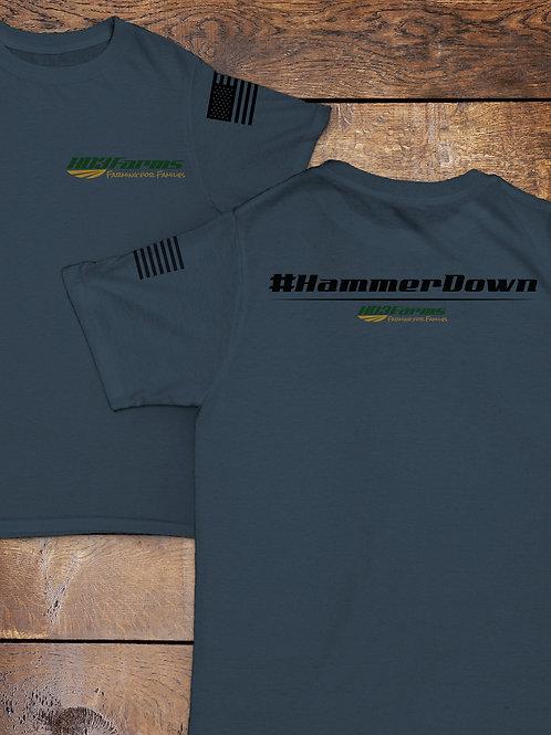 Dark Heather t-shirt