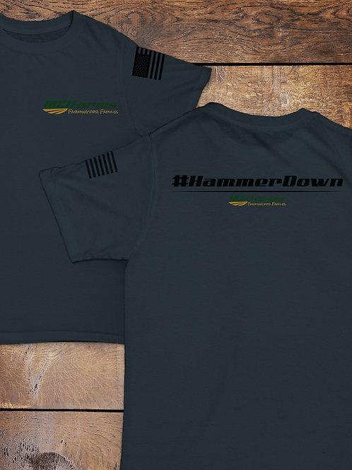 Heather Navy t-shirt