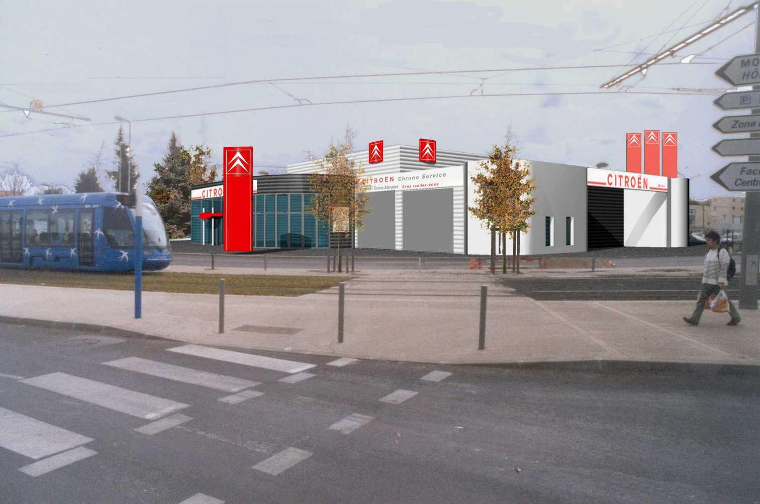 Citroën Montpellier