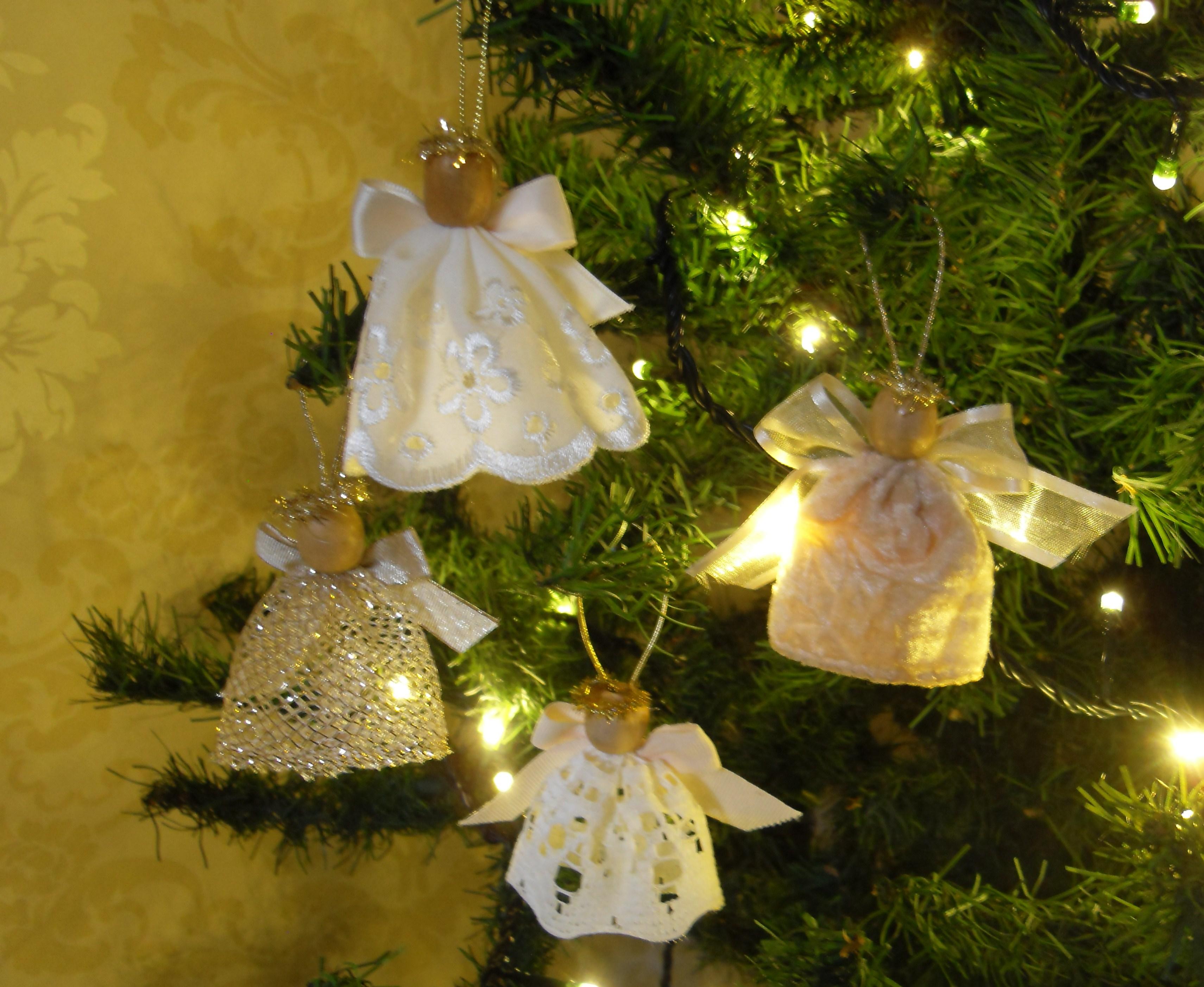 angel xmas tree decoration 1