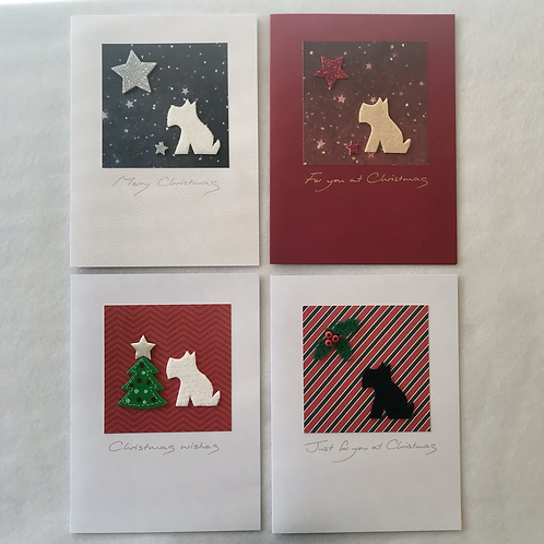 Handmade cards.... Dogs