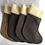 Thumbnail: Large Tweed personalised stockings