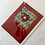 Thumbnail: Handmade Christmas cards....Poinsettia/star