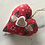 Thumbnail: Foxy red Christmas hearts