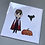 Thumbnail: Dressing up for Halloween... 2 cards