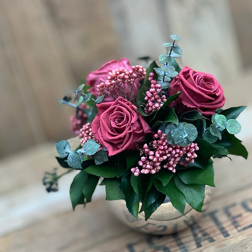 Mirror Ball - Cranberry Pink/pink
