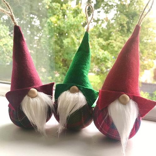 Tartan Red/green Gnorbits