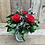 Thumbnail: Small Red rose spray
