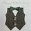 Thumbnail: Tweed/tartan Gnorbit & Father's Day Card