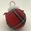 Thumbnail: Red classic tartan Christmas Gnorbits