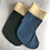 Thumbnail: Large Red & Green tartan personalised stockings