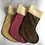 Thumbnail: Large (pure new wool) personalised stockings