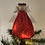 Thumbnail: Tree-topper Angels - Red dotty