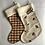 Thumbnail: Robins & Tartan Personalised stockings