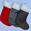 Thumbnail: Small Dog Personalised stockings