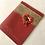 Thumbnail: Handmade Christmas cards....Hearts/roses